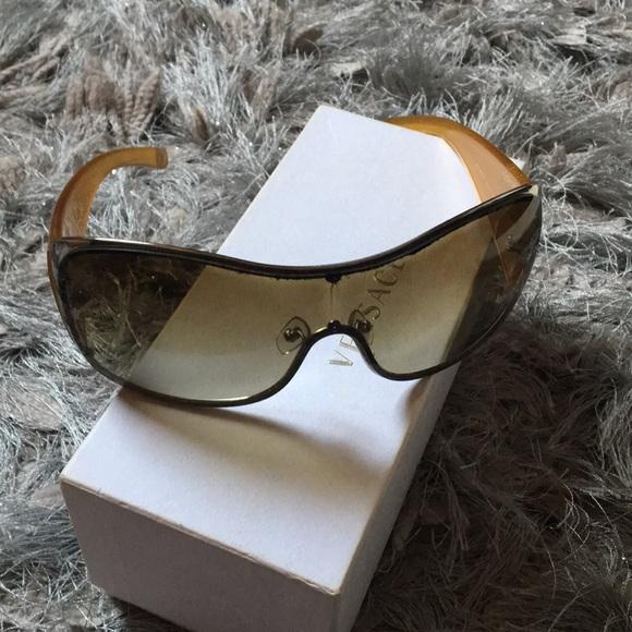 b447fb95f4a3 Women s Versace Sunglasses - Rhinestones missing